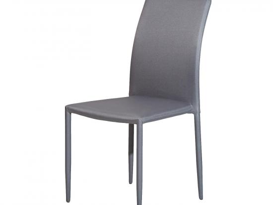 Jídelní židle PARMA šedá