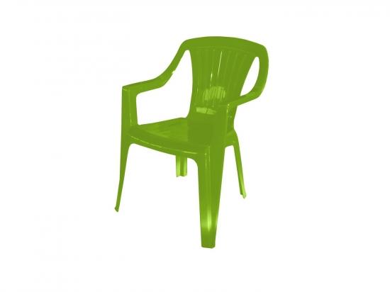 Dětská židle JERRY zelená