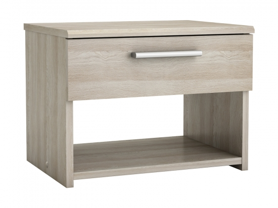 Noční stolek PRICY dub