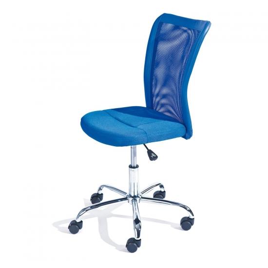 Kancelářská židle BONNIE modrá