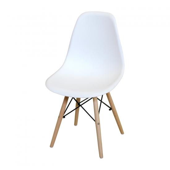 Jídelní židle UNO bílá