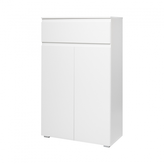 Botník IMAGE 3 bílý