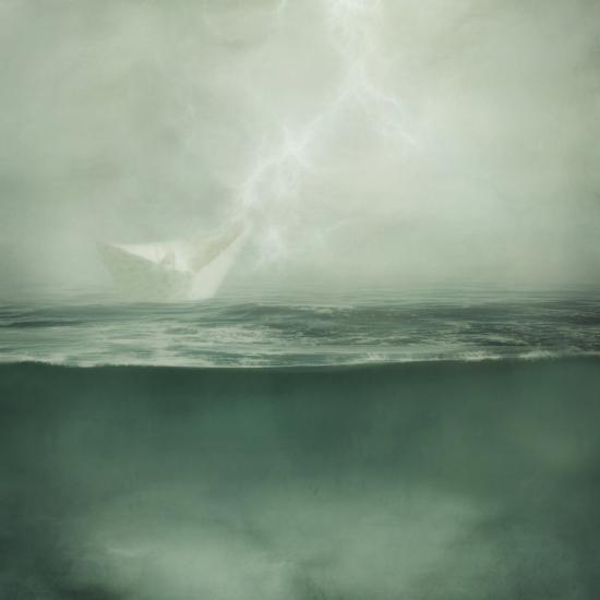 Obraz Bouře na moři