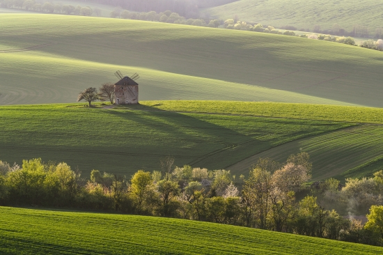 Obraz Kunkovický mlýn