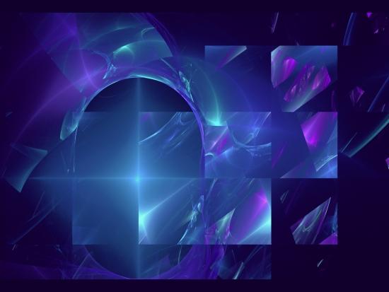 Obraz Království křivých zrcadel