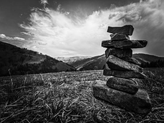 Obraz Kamená krajina