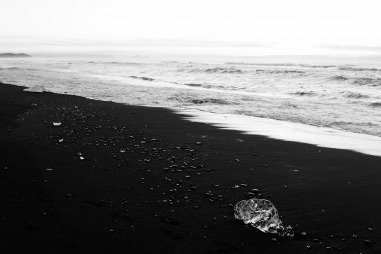 Obraz Diamond Beach, Island