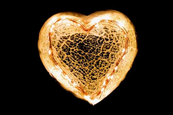 Obraz Srdce života
