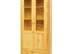 Vitrína 2 dveře + 1 zásuvka TORINO