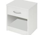 Noční stolek bílý