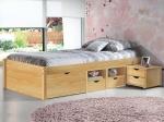 Multifunkční postel CLAAS 90x200 cm
