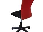 Kancelářská židle MONACO červená K61