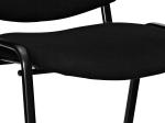 Židle VISI černá K43