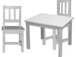 Dětský stůl 8857 bílý lak