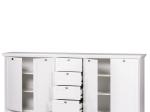 Komoda 4 dveře + 4 zásuvky LANDWOOD 52