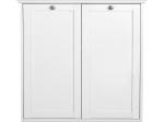 Prádelník 2 dveře LANDWOOD 2T