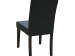 Židle PRIMA černá 3034