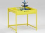 Servírovací stolek ANNIKA žlutý