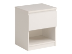 Noční stolek NUOVO bílý