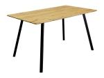 Jídelní stůl BERGEN dub