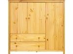 Prádelník 3 dveře + 2 zásuvky TORINO