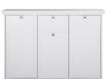 Prádelník 3 dveře + zásuvka LANDWOOD 15