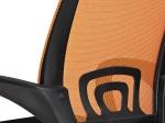 Kancelářské křeslo TREND oranžové K91