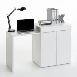Psací stůl STRETCH 2 bílý
