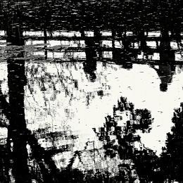 Obraz Odraz ve vodě