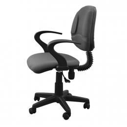 Židle STAR šedá K9