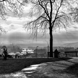 Obraz Pražské mosty