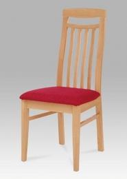Jídelní židle BEZ SEDÁKU, barva buk