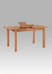 Jídelní stůl rozkládací 120+30x80x75 cm, barva buk