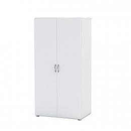 Šatní skříň 475057 bílá