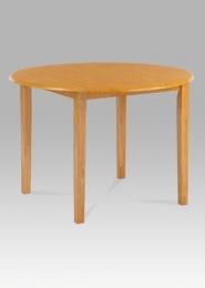 Jídelní stůl pr. 106x75 cm, olše