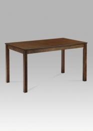 Jídelní stůl 135x80 cm, barva ořech