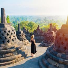 Obraz Borobudur