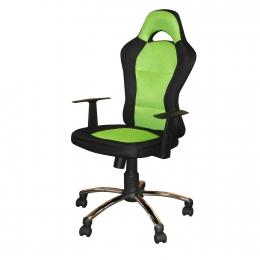 Kancelářské křeslo CESAR zelené K81