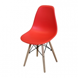 Jídelní židle UNO červená