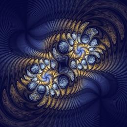 Obraz Svět fraktálů 2