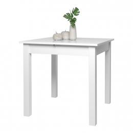 Jídelní stůl COBURG 80 bílý