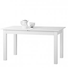 Jídelní stůl COBURG 140 bílý