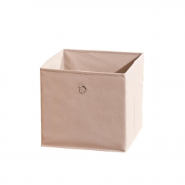Winny - textilní box, béžový