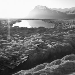 Obraz Hali, Island