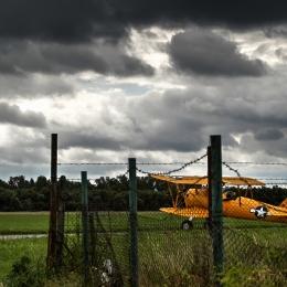 Letadla, ploty, draty