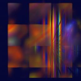 Obraz Kaleidoskop barev