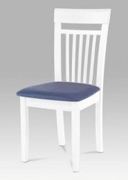 Jídelní židle BEZ SEDÁKU, bílá