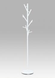 Věšák v.170 cm, bílá