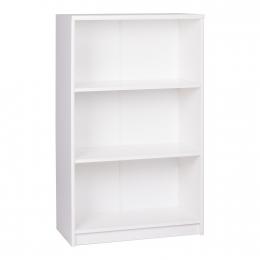 Knihovna NICE 22 bílá
