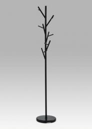 Věšák v.170 cm, černá
